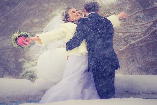 Зимняя свадебная обувь невесты - Youmarriage ru