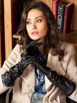 Кожаные и замшевые перчатки – стильный аксессуар в современном мире моды