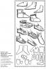 История обуви от древности до наших дней